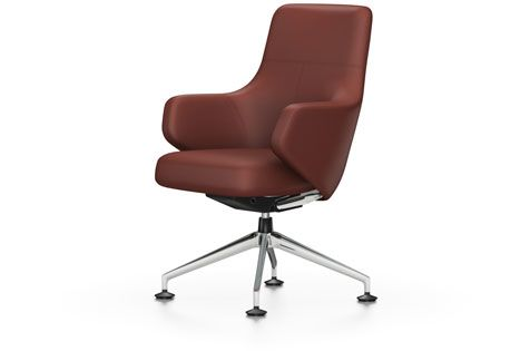 Grand Conference Lowback by Vitra