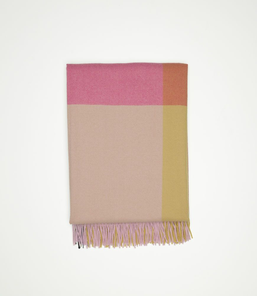 Colour Block Blankets by Vitra