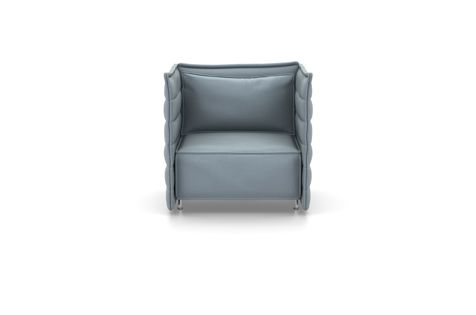 Alcove Plume Contract Fauteuil by Vitra