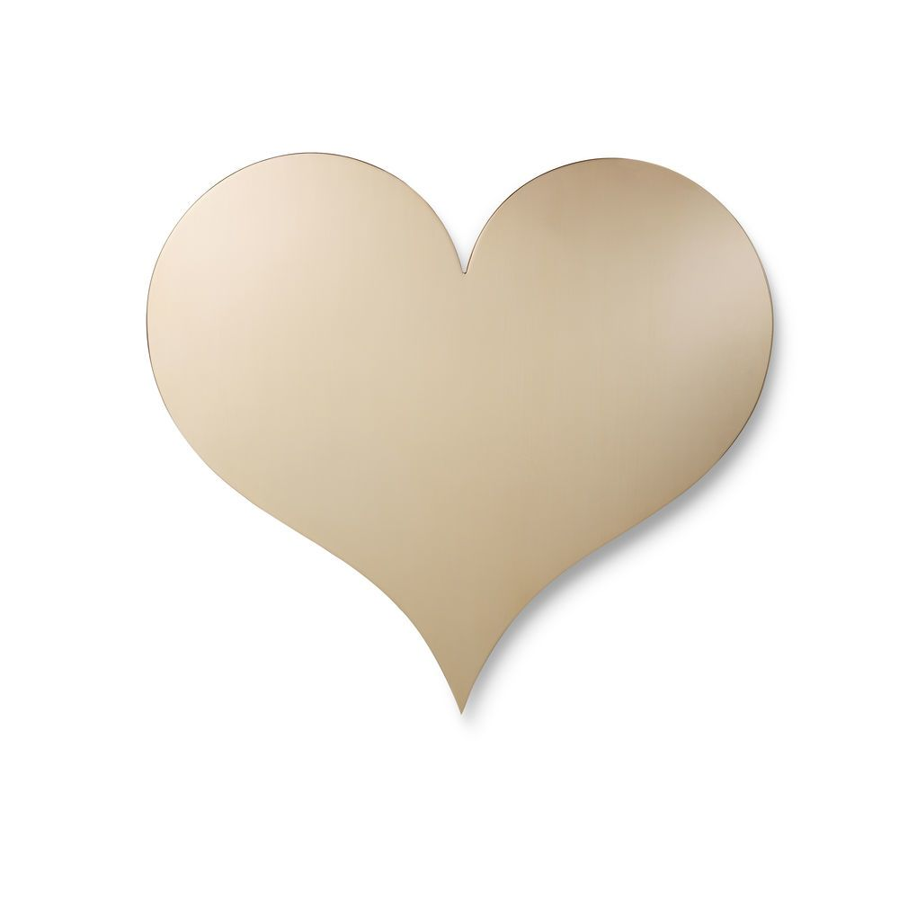 Heart Metal Wall Relief by Vitra
