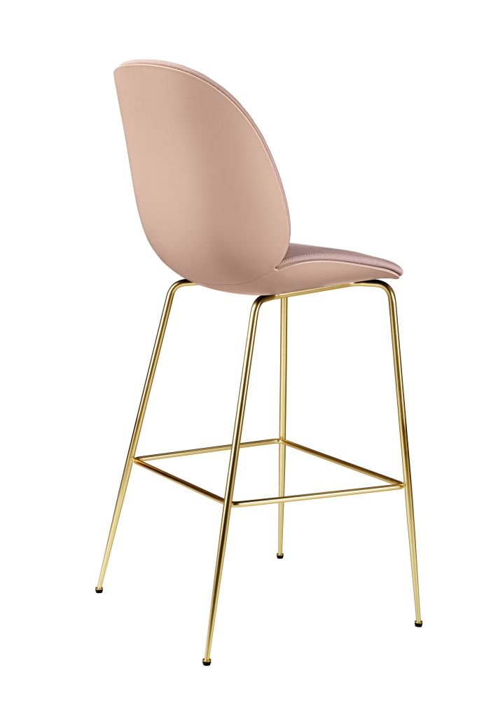 Beetle Bar Chair - Front Upholstered Shell by Gubi