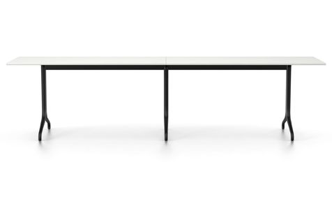 Belleville Rectangular Dining Table by Vitra