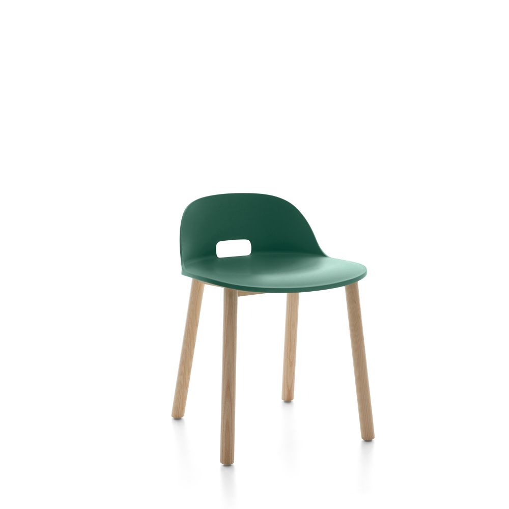 Alfi Chair, Low Back by Emeco