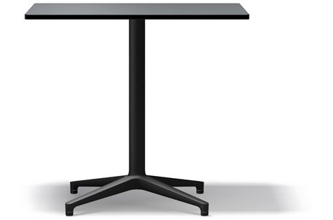 Bistro Rectangular table, Indoor Package of 10 by Vitra
