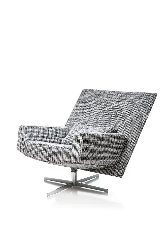 Jackson Lounge Chair by moooi