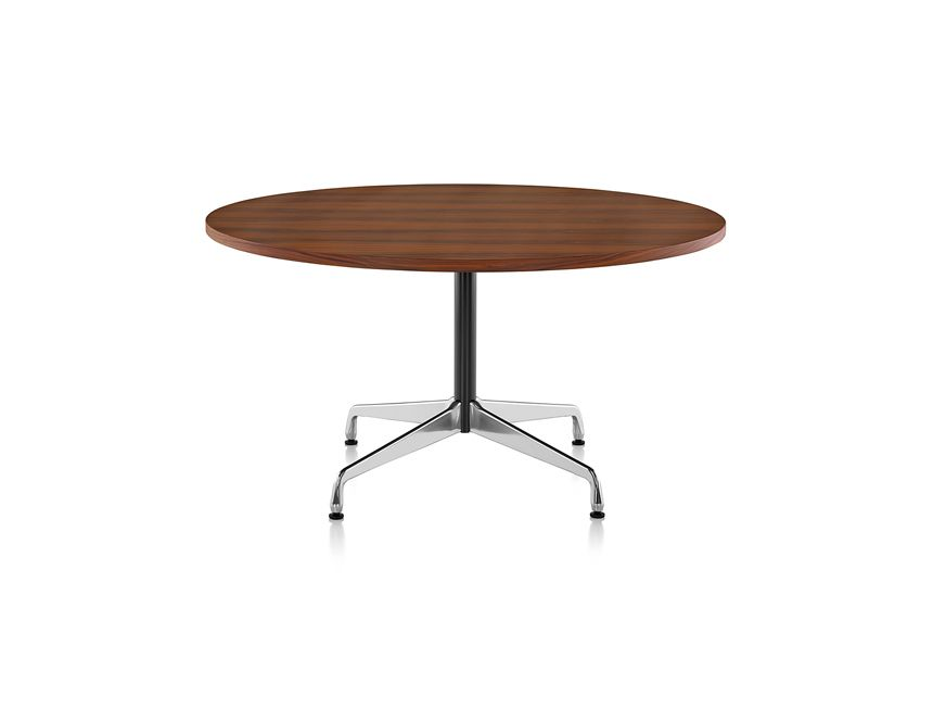 Eames Round Table - 5 Seats by Vitra