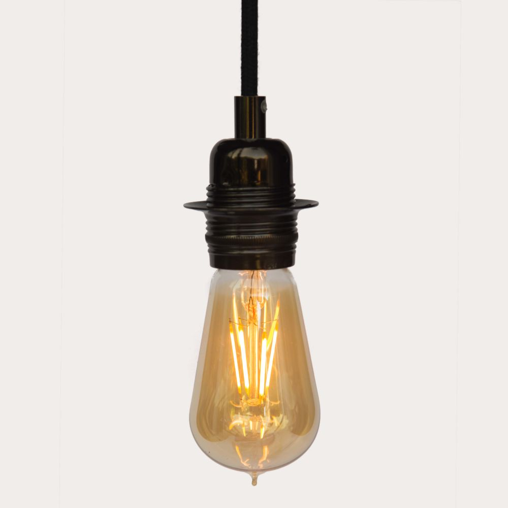 Teardrop Medium LED Light Bulb by William and Watson