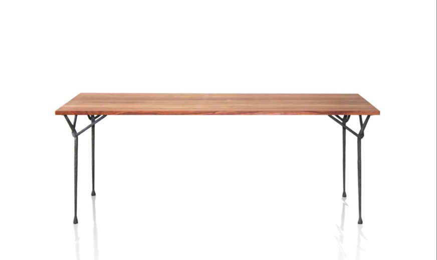 Officina Dining Table 4 Legs - Rectangle by Magis Design
