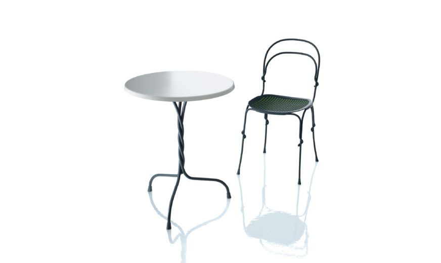 Vigna Stacking Chair - Set of 2 by Magis Design