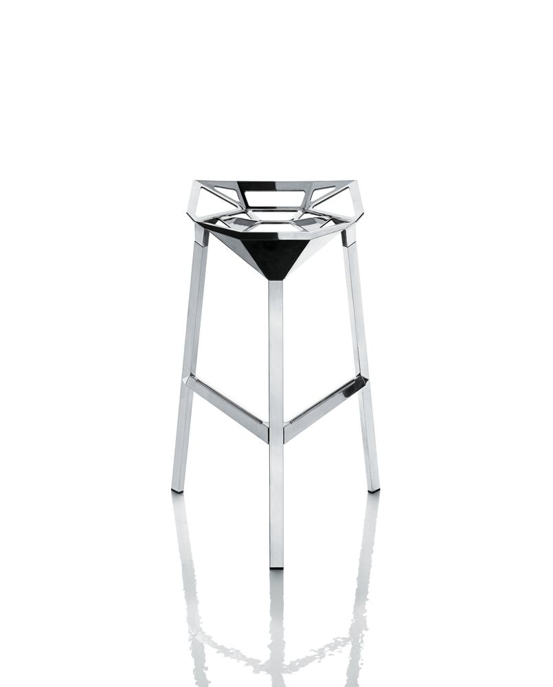 Stool_One High Stool - Set of 2 by Magis Design