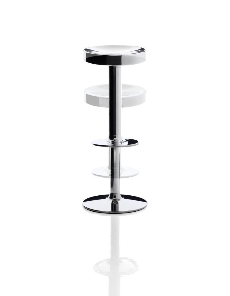 S.S.S.S. Swivel Stool by Magis Design