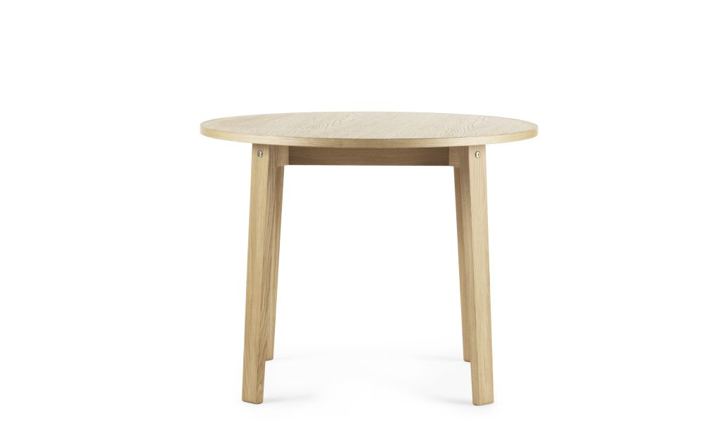 Slice Round Dining Table Vol. 2 by Normann Copenhagen