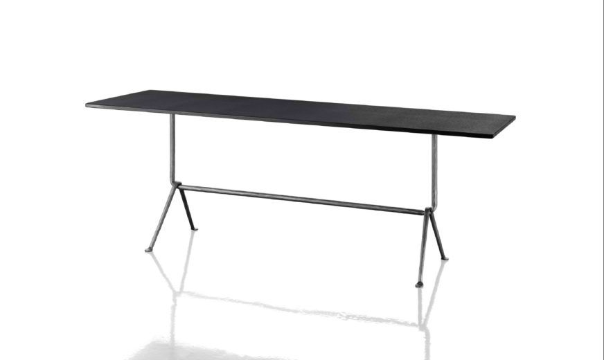 Officina Bistrot Dining Table by Magis Design