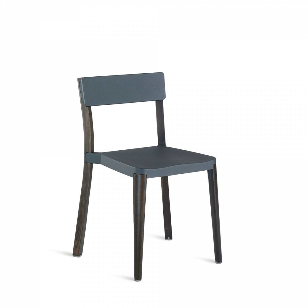 Lancaster Stacking Chair by Emeco