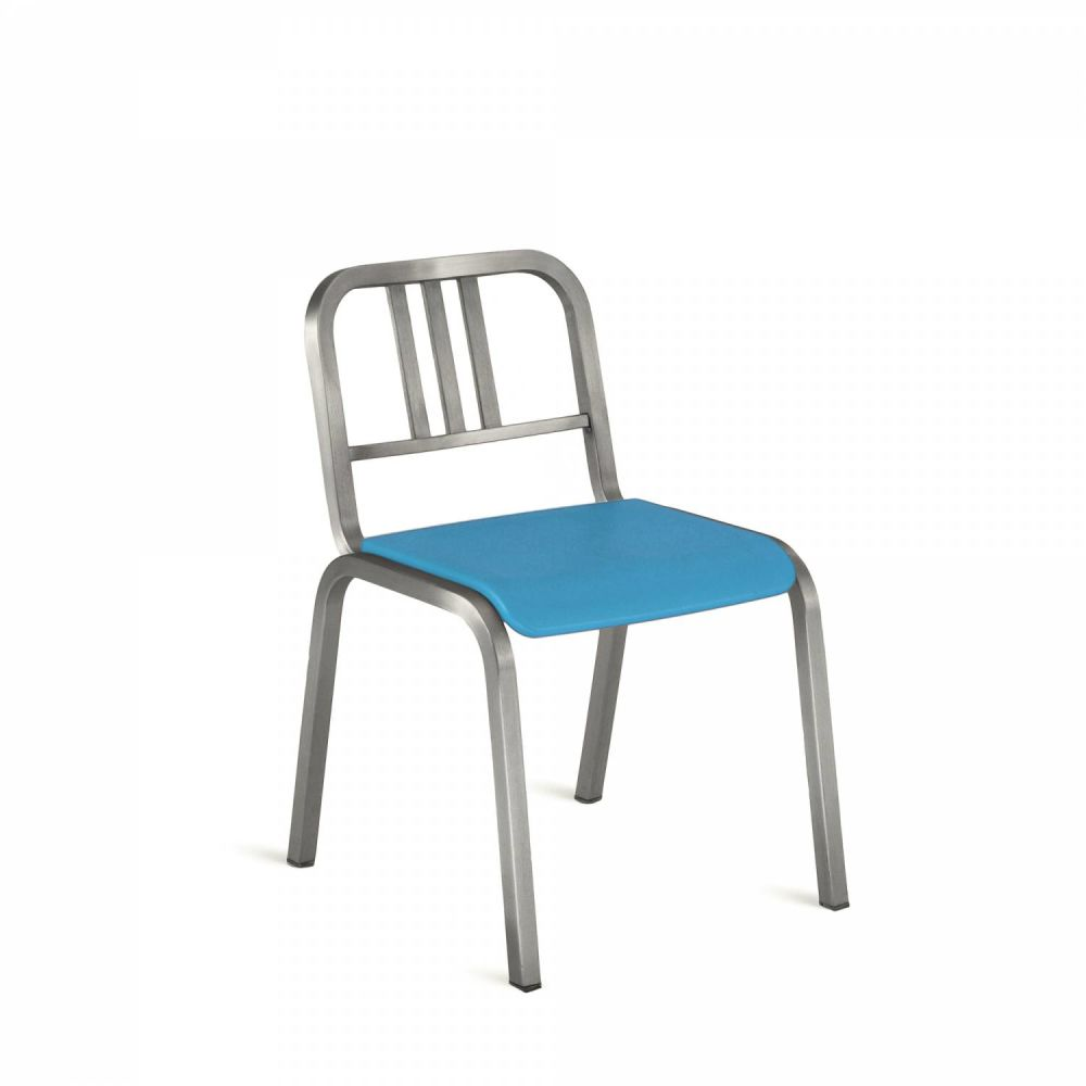 Nine-O Stacking Chair by Emeco