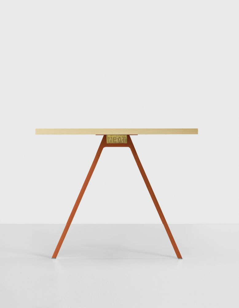 Neat Wood Table by Kristalia