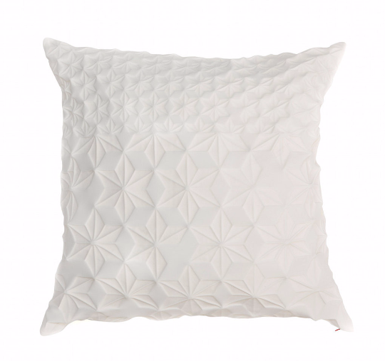 Amit Square Cushion Cover by Mikabarr