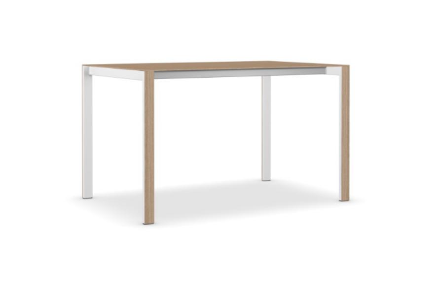 Thin-K Wood Fixed Table by Kristalia