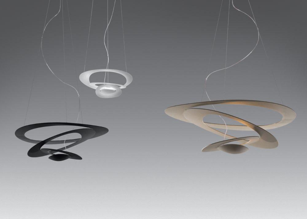 Artemide led. latest artemide talak led desk lamp whitewith table