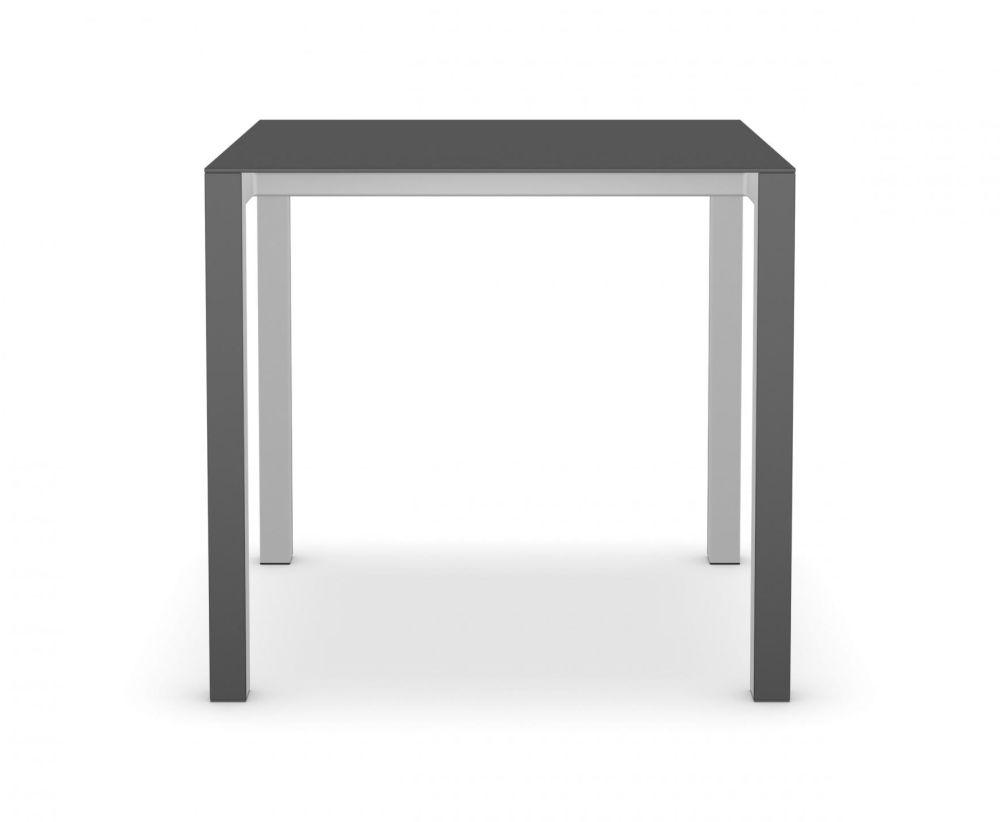 Thin-K Aluminium Fixed Table by Kristalia