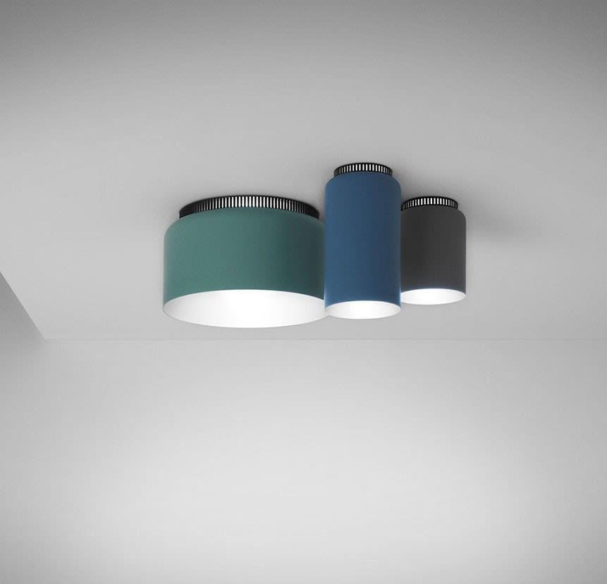 Aspen 17B Ceiling Lamp by B.LUX