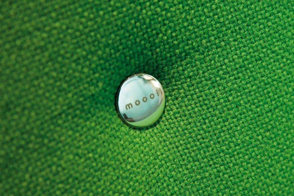 Bottoni 3 Seater Sofa by moooi
