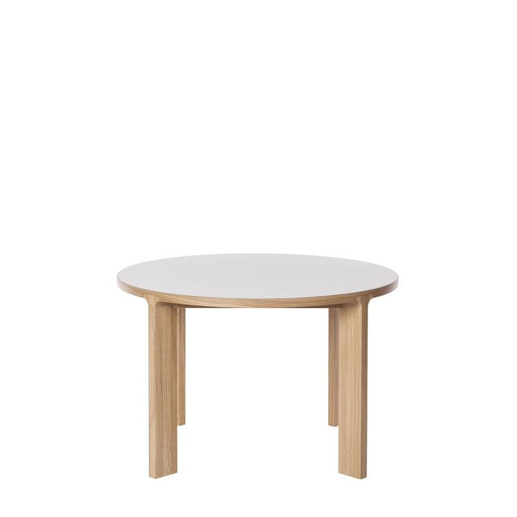 Lastra Round Dining Table by Another Brand