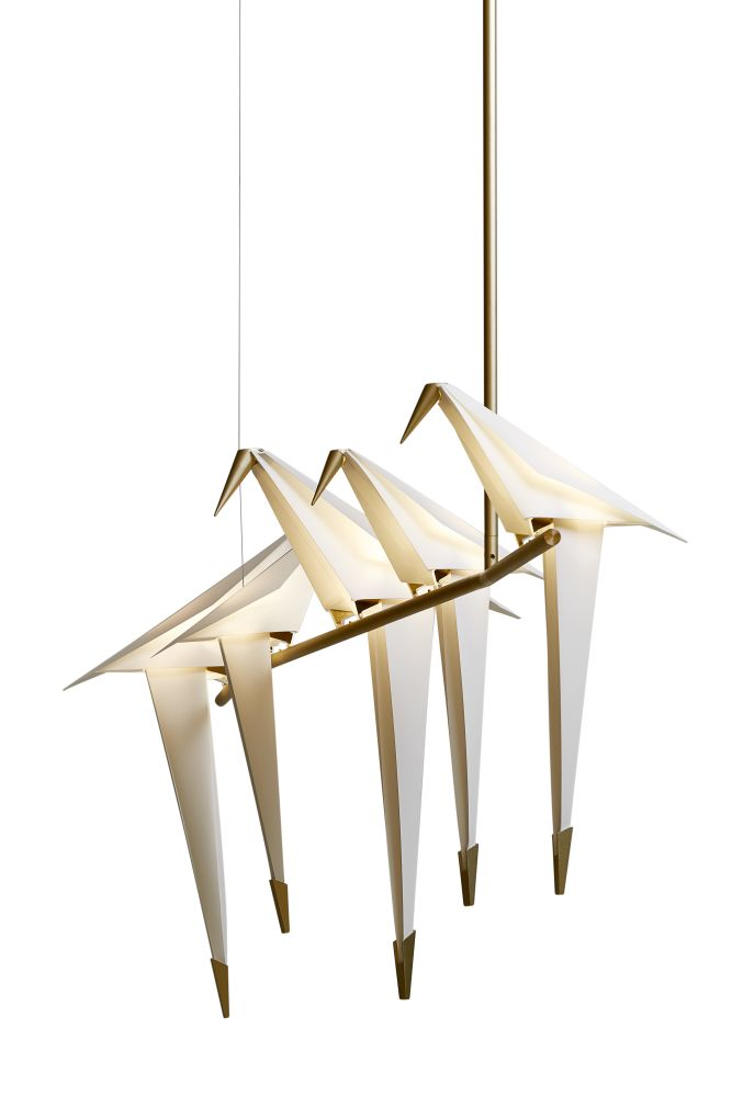 Perch Pendant Light Branch by moooi