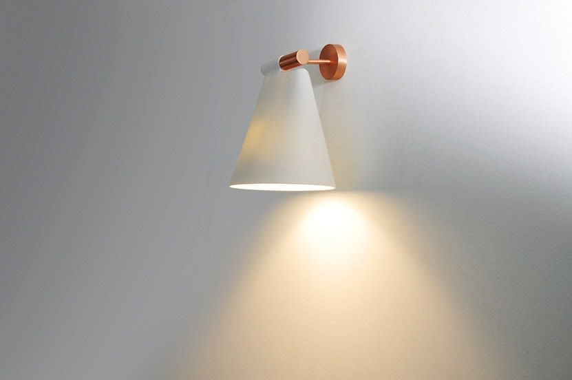 Cone Wall Light by B.LUX