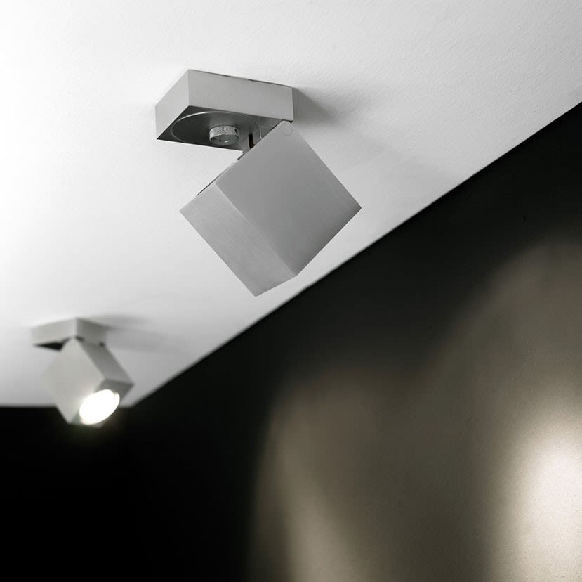 Blok Ceiling 10 Lamp Orientable by B.LUX