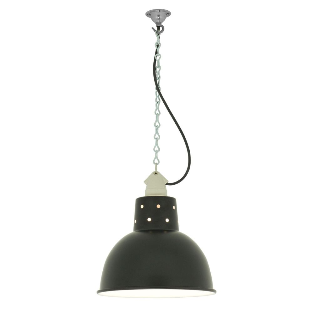 Spun Reflector with Suspension Lampholder 7165 by Davey Lighting