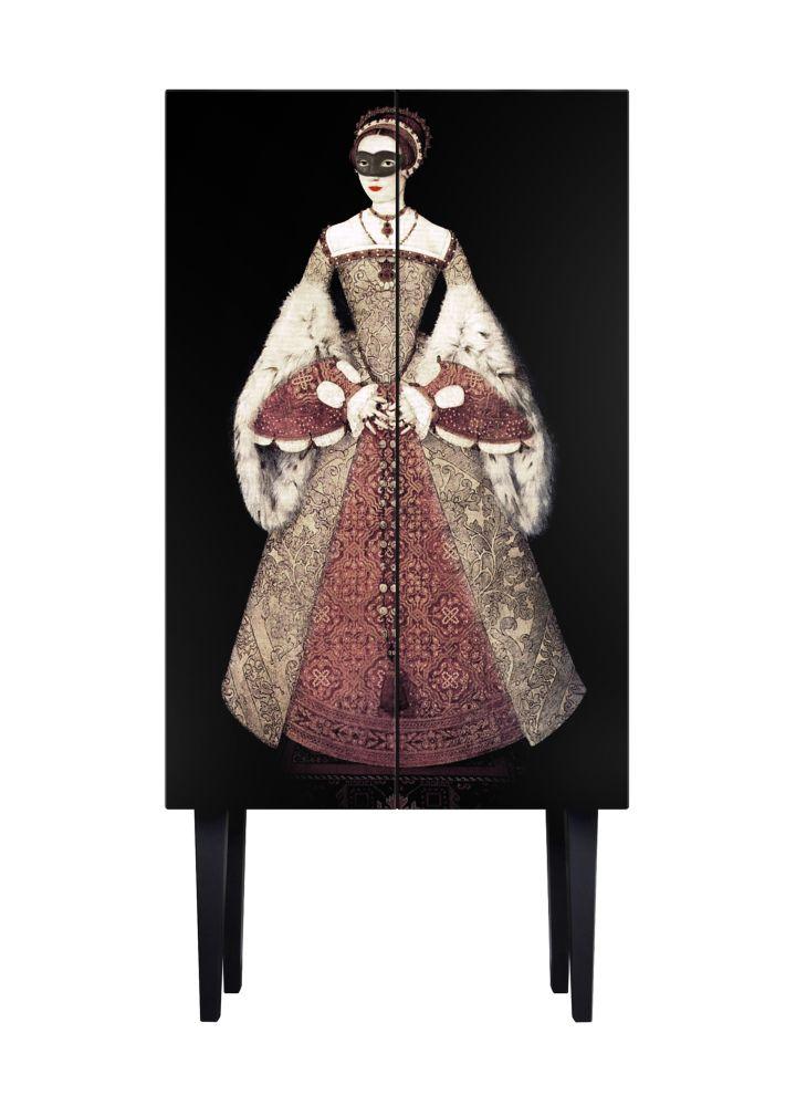 Maria Cabinet  by Mineheart