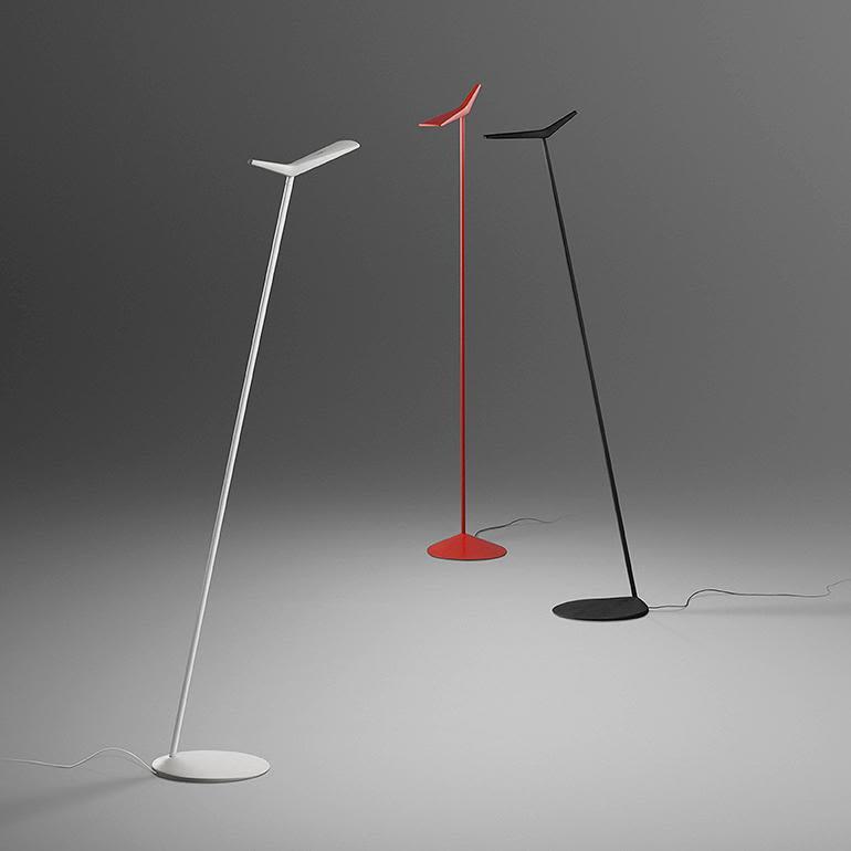 Skan Floor Light - 1 LED by Vibia