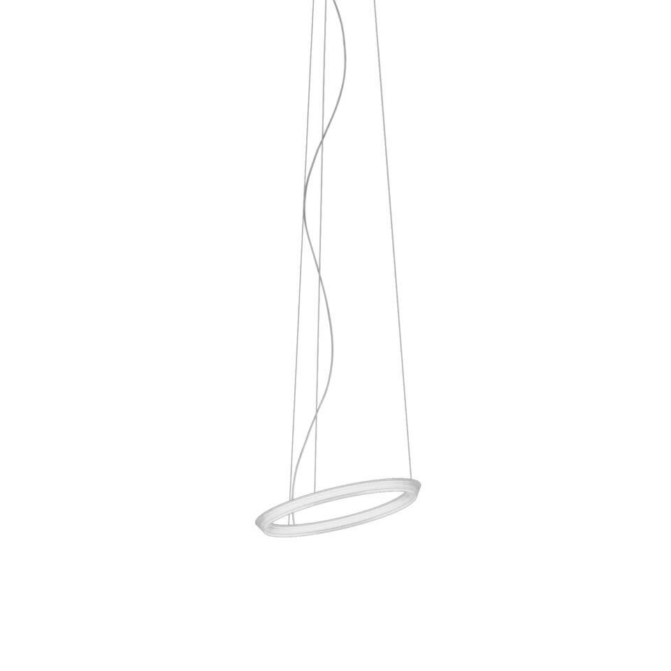 Halo Circular Pendant Light - 1 LED by Vibia