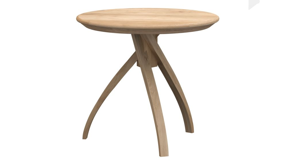 Twist Side Table by Ethnicraft