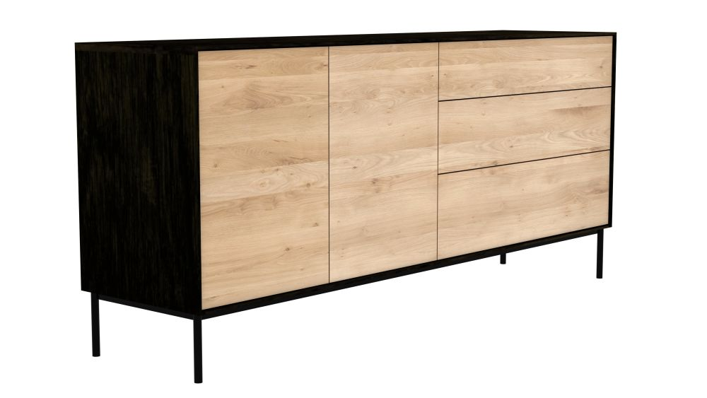 Blackbird Sideboard 1 by Ethnicraft