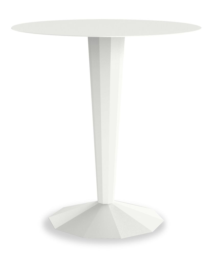 Ankara Round Bistrot Table by Matière Grise