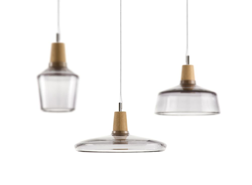 Industrial 36/08P Pendant Light by dreizehngrad