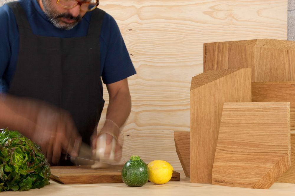 ADONDE collection of cutting boards / trays