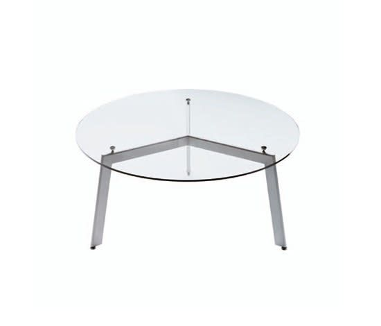 Link Dining Table - Round by Desalto