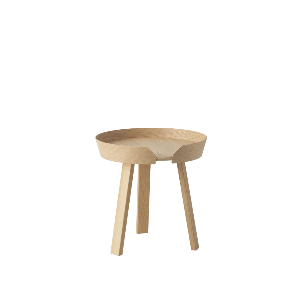 Around Small Coffee Table by Muuto