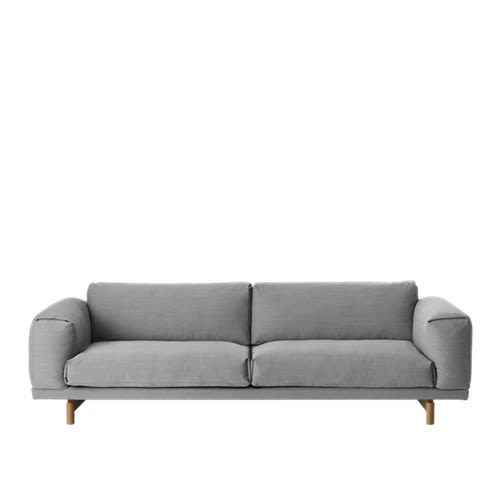 Rest 3-seater Sofa by Muuto