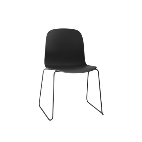 Visu Chair Sled Base by Muuto