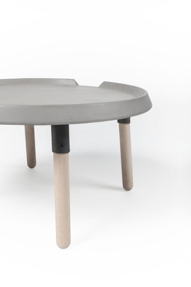Beton Mix Coffee Table by Lyon Beton