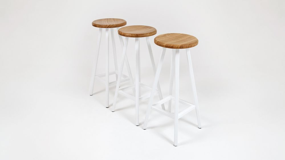 Studio Bar Stool by Liqui Contracts