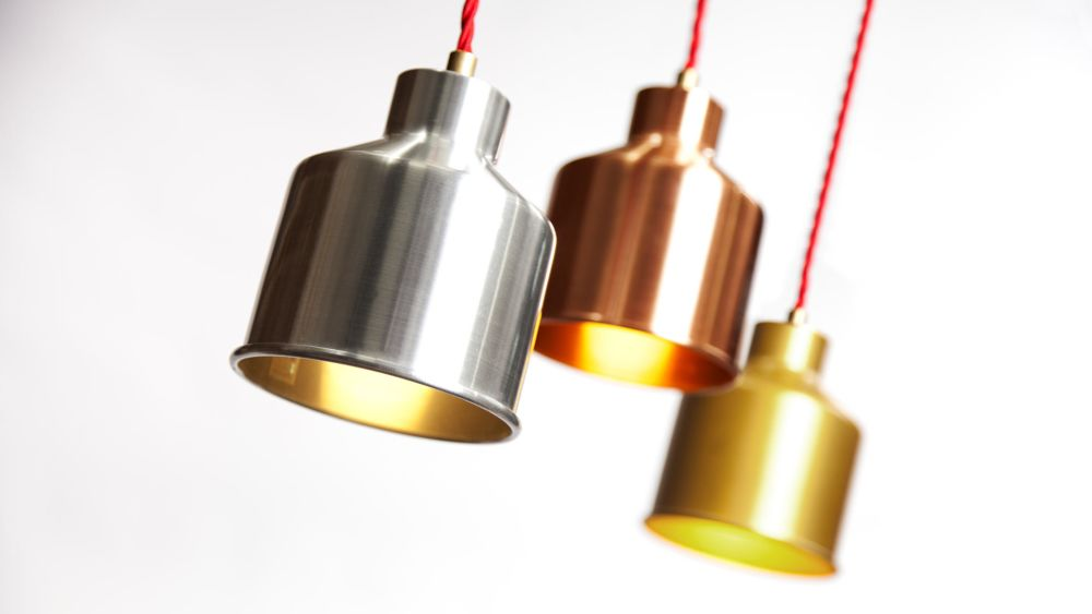 Cell Naked Pendant Small by Liqui Contracts