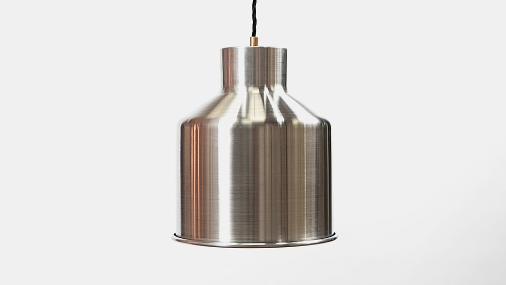 Cell Naked Pendant Large by Liqui Contracts