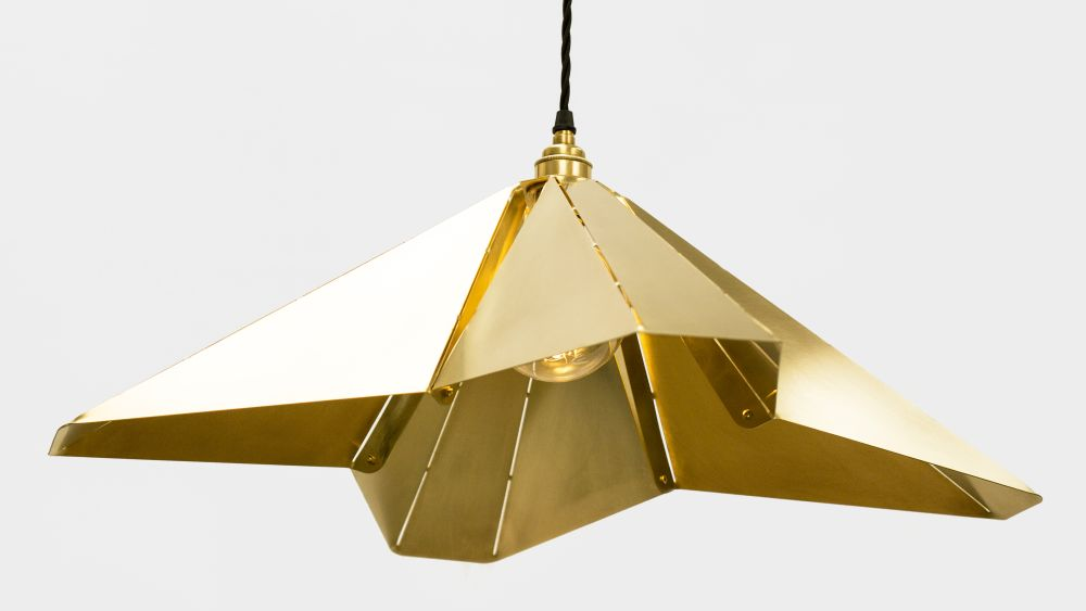 Splice Pendant Large by Liqui Contracts