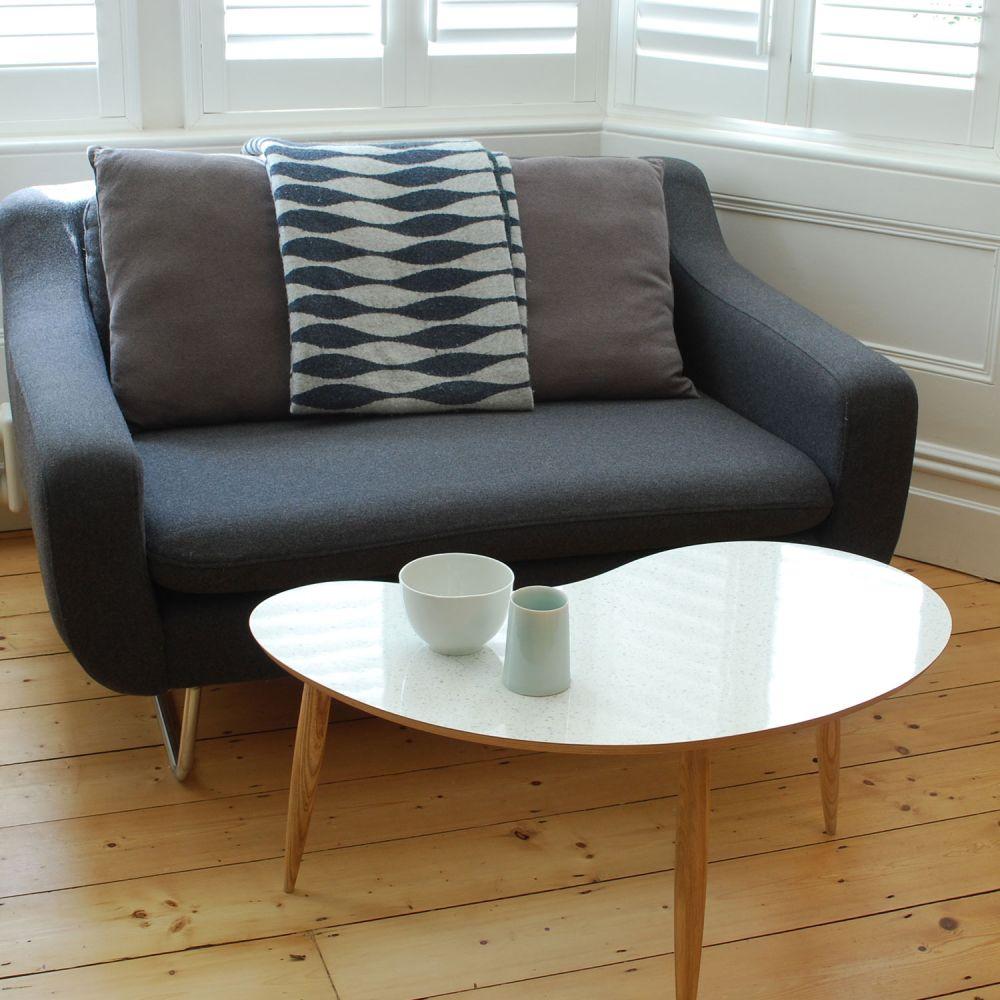 Bean Coffee Table by Judy Clark