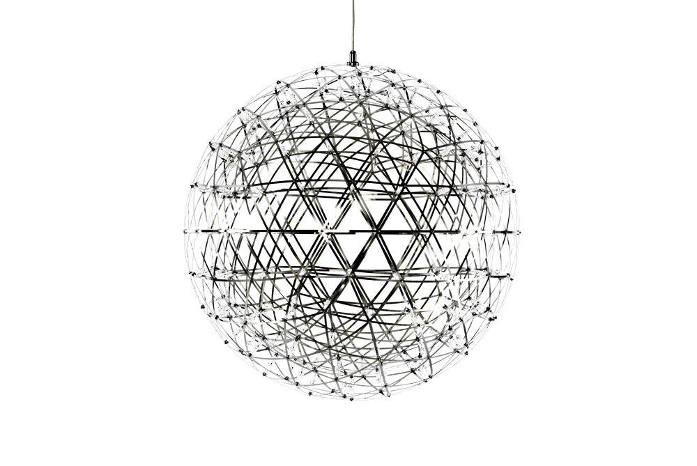 Raimond Round Pendant Light by moooi